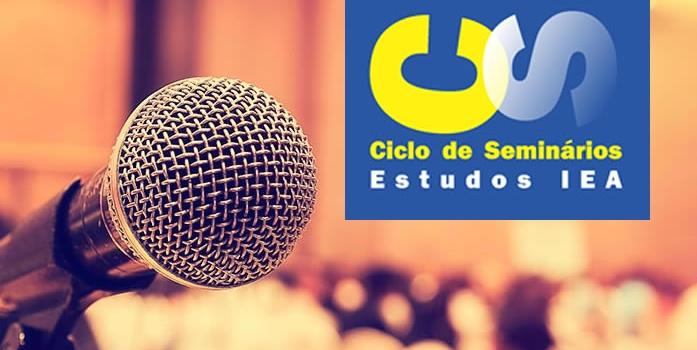 Ciclo de Seminários IEA aborda as políticas públicas de crédito do Feap/Banagro